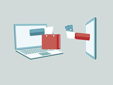 Compra e venda pelo computador