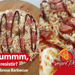 Pizza Calabresa Barbecue - Smart Pizza