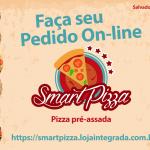 Faça seu pedido - Loja Virtual Smart Pizza